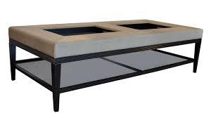 Tray Top Storage Ottoman Coffee Table Storage Ottoman With Tray Black Trays 230 Thippo