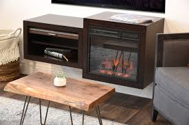 Mid Century Modern Electric Fireplace by Mid Century Modern Industrial Zamp Co