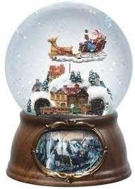 best musical snow globes reviews