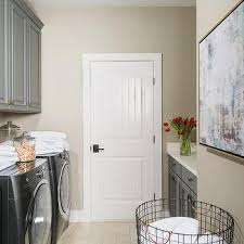 gray laundry room paint colors design ideas