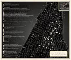 Map Of Harlem Nonstop Metropolis U0027 Stunning Maps Show Nyc The Way Locals See It