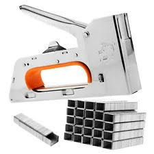 Electric Upholstery Staple Gun Maestri Me53 Professional Electric Upholstery Staple Gun 8mm