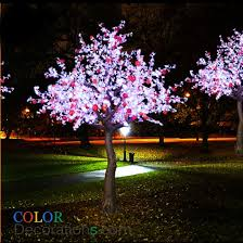 wholesale cd tr111 led lighted tree led lighting tree