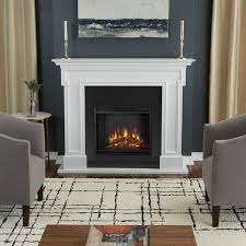 Portable Electric Fireplace Real Flame Electric Fireplaces And Mantles At Rick U0027s Picks