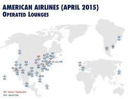 Mco Terminal Map American Airlines Announces Major Lounge Makeovers