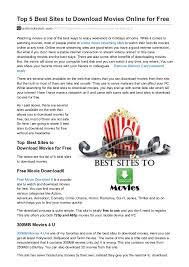 top 5 best sites to download movies online for free 1 638 jpg cb u003d1421831276