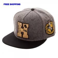 alumni snapback uk harry potter hogwarts alumni hufflepuff gray wool snapback cap hat