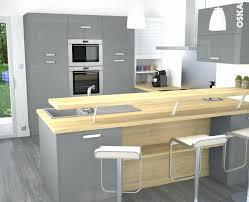 modele de cuisine amenagee chaise et table salle a manger pour cuisine aménagée en bois