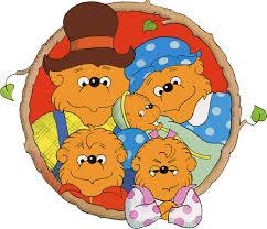 berestein bears berenstain bears thank you book tigerstrypes