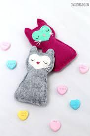free cat sewing pattern felt pocket kitty swoodson says
