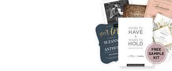 free wedding sles by mail free wedding invitation sles shutterfly