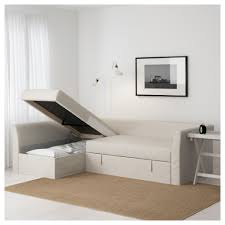average height of couch seat holmsund sleeper sectional 3 seat nordvalla medium gray ikea