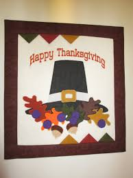 applique d happy thanksgiving wall hanging husqvarna viking
