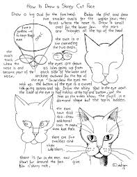 how to draw worksheets for the young artist how to draw a skinny