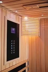 sauna glass doors southwood steam sauna