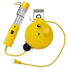 bayco led portable work light shop bayco fluorescent portable work light at lowes com