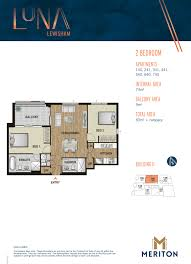 luna floor plans 22 hudson street sydney