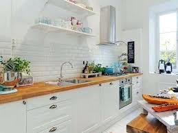 cuisines blanches et bois enchanting deco cuisine blanc et bois id es canap sur sup rieur