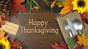 thanksgiving theme fall leaves flowers and rustic burlap cutlery