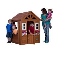 big backyard bayberry playhouse p280050 the home depot