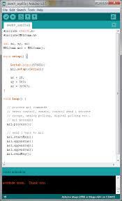 mrlcomm arduino library is born http myrobotlab org
