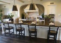 kitchen island decorating ideas large kitchen islands with island seating ideas and cabinets
