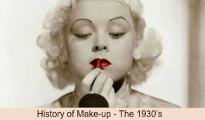 hairstyles for women in late 30 s the history of 1930s makeup glamourdaze