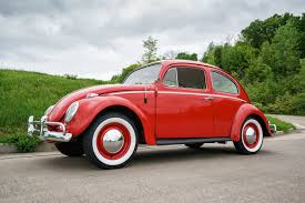 volkswagen beetle red 1964 volkswagen beetle fast lane classic cars