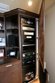 Audio Video Equipment Racks Need Help With Heat Ventilation In Tv Component Closet