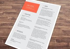 Designed Resumes 21 Best Well Designed Resumes Images On Pinterest Cv Design