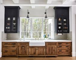 reclaimed white oak kitchen cabinets kitchen wood cabinetry is reclaimed white oak with a clear
