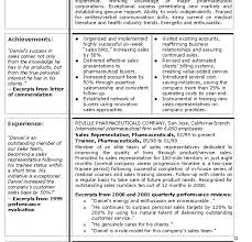 exles of outstanding resumes sales resume exles of resumes sle for represent sevte