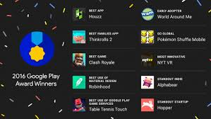 best android apps says these are 2016 s best android apps and