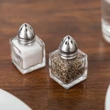 amazon com truecraftware set of 24 1 2 oz mini salt shakers