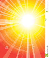 sun rays stock vector illustration of lens rotate perspective