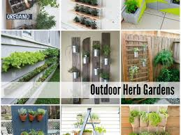 garden ideas balcony herb garden metal hanging herb garden ideas