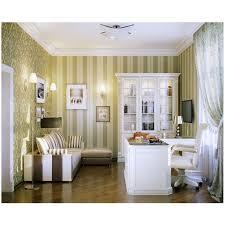 elegant white home office furniture