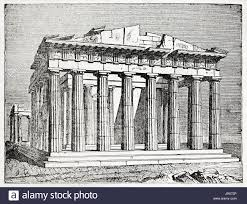 greek temple floor plan parthenon drawing stock photos u0026 parthenon drawing stock images