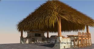 Tiki Hut Material Welcome To Palm Huts Florida Tiki Huts Tiki Bars