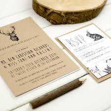 forest wedding invitations enchanted forest wedding invitation by russet and gray