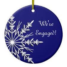 engagement ornaments keepsake ornaments zazzle