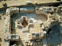 when did christianity begin to spread biblical archaeology society