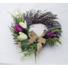 Tulip Wreath Easter Wreaths U0026 Florals You U0027ll Love Wayfair