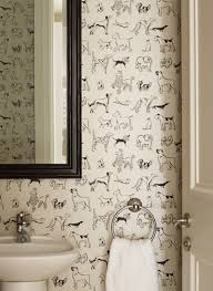 wallpaper for house 24 ways to dogify your home without sacrificing style decorating