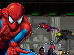ultimate spider man games disney games uk