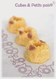 recette de cuisine pour bébé recette pour bébé 15 mois mini gâteau de polenta chèvre jambon