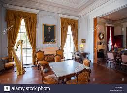 Home Interior Usa Usa Mississippi Ms Biloxi Interior Of Home Of Jefferson Davis