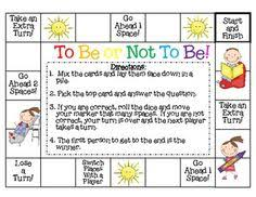 to be the verb to be activities center work worksheets verb forms