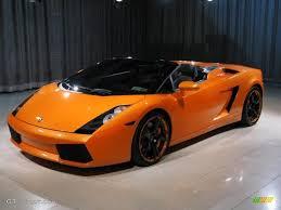 orange and black lamborghini 2008 pearl orange lamborghini gallardo spyder e gear 33080862