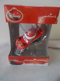 new hallmark disney pixar cars lightning mcqueen ornament